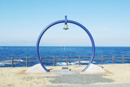 伊豆大島野田浜
