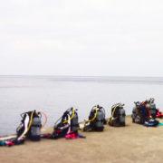 井田の防波堤